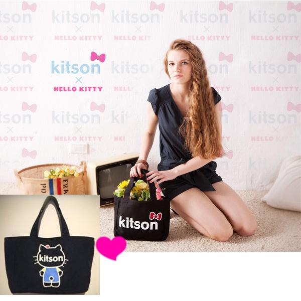kitson HELLOKITTY BAG