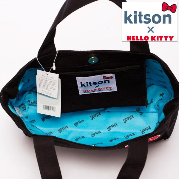 キットソンとキティちゃんバッグ